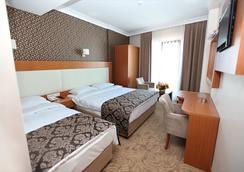 Grand Avcilar Airport Hotel - อิสตันบูล - ห้องนอน