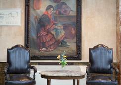 Hotel Mirador - ปาลมา มายอร์กา - ล็อบบี้