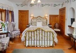 Capitol Hill Mansion Bed and Breakfast Inn - เดนเวอร์ - ห้องนอน