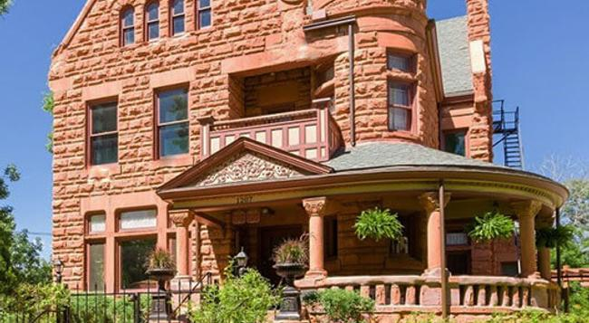 Capitol Hill Mansion Bed and Breakfast Inn - Denver - Building