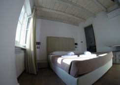 Hotel Barbacan - ตริเอสเต - ห้องนอน