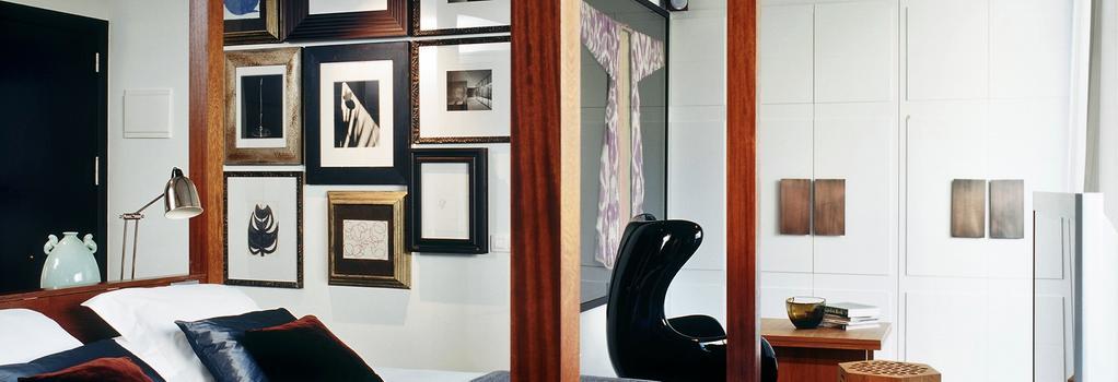 Hotel Pulitzer - Barcelona - Bedroom