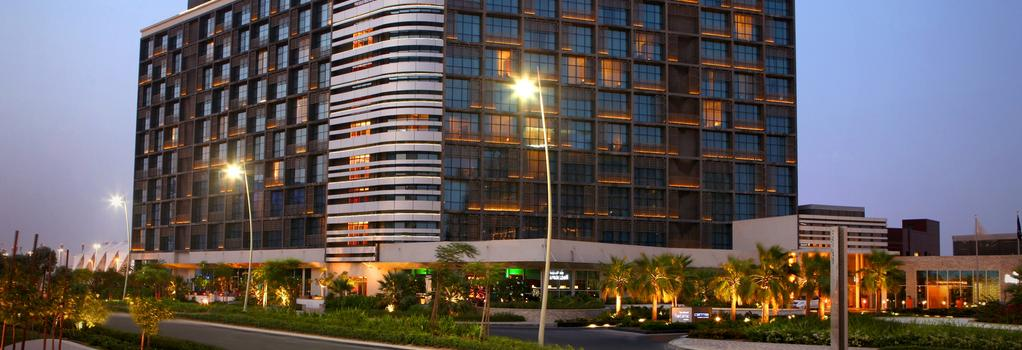 Yas Island Rotana - Abu Dhabi - Building