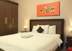 Reddoorz @ Dewi Sri - เดนปาซาร์ (บาหลี) - ห้องนอน