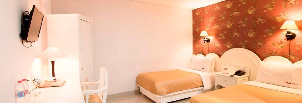 Reddoorz @ Galunggung - Bandung - Bedroom