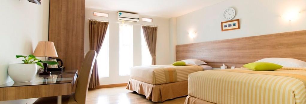 RedDoorz @ Dago Atas - Bandung - Bedroom