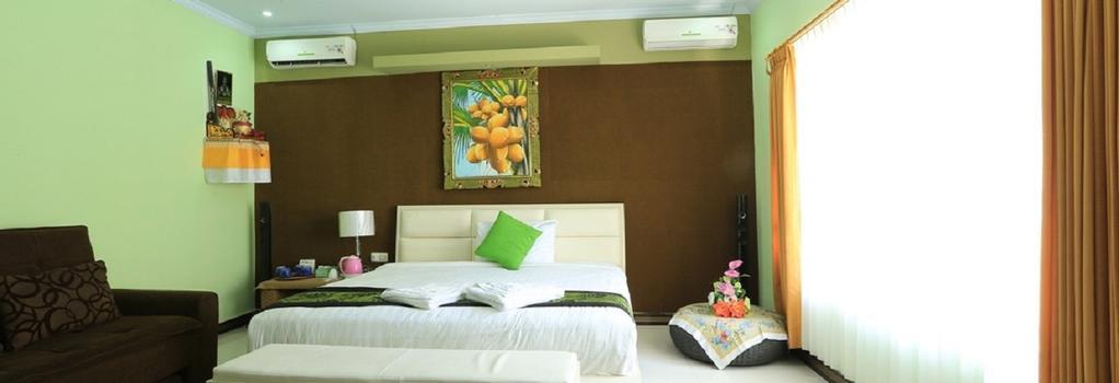 Reddoorz @ Kartika Plaza 3 - Denpasar (Bali) - Bedroom