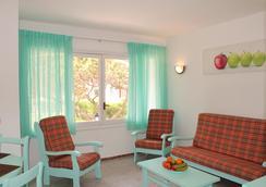 Villas Yucas - ซิวตาเดย่า เด เมนอร์กา - ห้องนอน