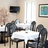 Timberlake Motel Breakfast Area