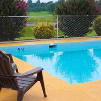 Timberlake Motel Pool