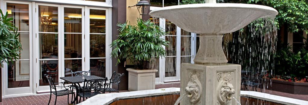 Hotel Mazarin - New Orleans - Building