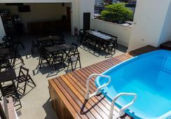 Vertical Hostel - รีโอเดจาเนโร - บาร์
