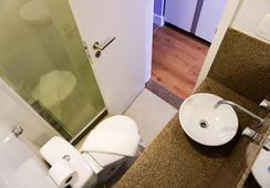 Vertical Hostel - รีโอเดจาเนโร - ห้องน้ำ