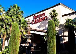 Tuscany Suites & Casino - ลาสเวกัส - อาคาร