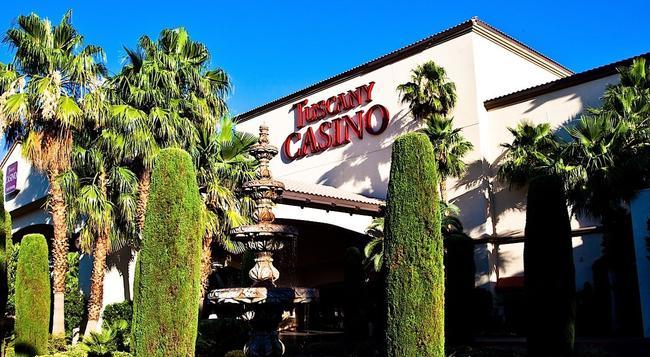 Tuscany Suites & Casino - Las Vegas - Building