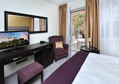 Aplend City Hotel Perugia - บราติสลาวา - ห้องนอน