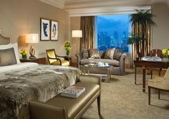 The Suites at Hotel Mulia Senayan - จาการ์ตา - ห้องนอน