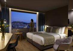 Wyndham Grand Athens - เอเธนส์ - ห้องนอน
