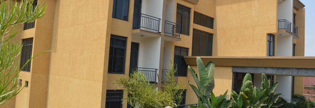 Centre San Jose Carmelo - Kigali - Building