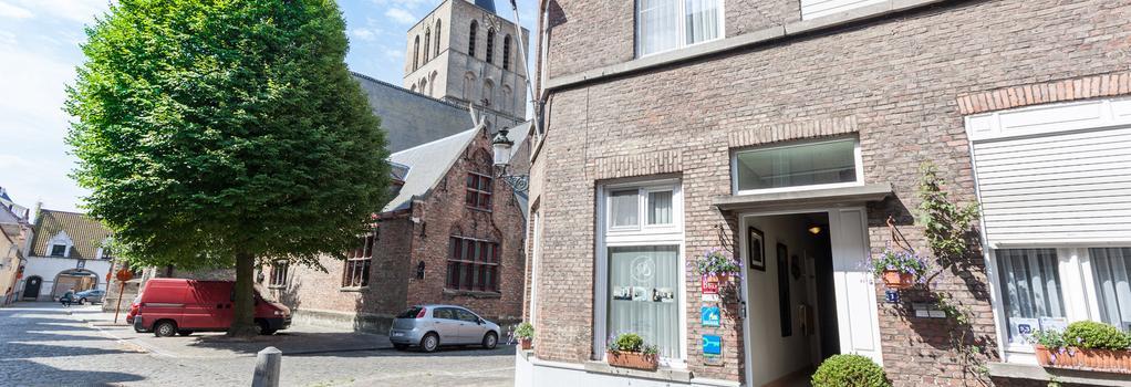 B&B Bariseele - Bruges - Building