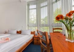 Hotel Atlantic Berlin - เบอร์ลิน - ห้องนอน