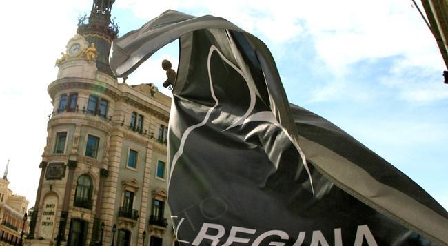 Regina - Madrid - Building
