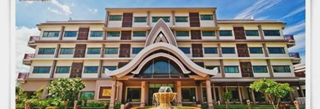 Phanomrung Puri Boutique Hotels and Resorts - Nang Rong - Building