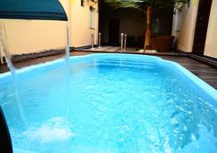 Hotel Do Forte - Macapá - สระว่ายน้ำ