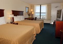 Mayan Inn Daytona Beach - เดโทนา บีช - ห้องนอน
