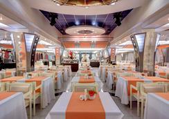 Izmailovo Alfa Hotel - มอสโก - ร้านอาหาร