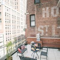 Hotel 32 32 Terrace/Patio