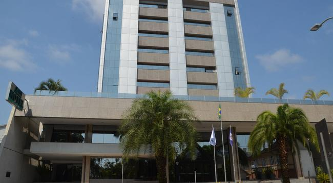 Winn Corporate Alven Hotel - Joinville - Building