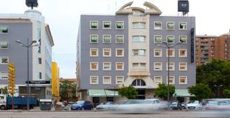 Hotel Malcom and Barret - วาเลนเซีย - อาคาร