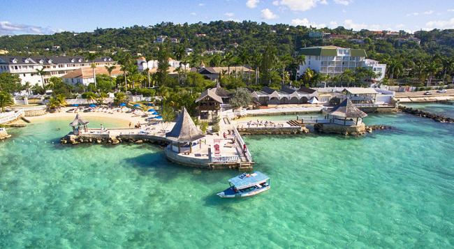 Seagarden Beach Resort - Montego Bay - Beach