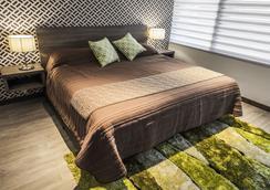 Hotel Platino Expo - กวาดาลาฮารา - ห้องนอน