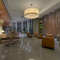 Hotel Deville Prime Campo Grande Lobby Sitting Area