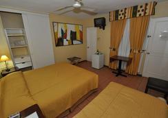 Hotel Americano - อารีกา - ห้องนอน