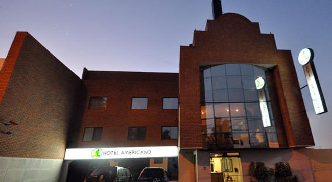 Hotel Americano - Arica - Building