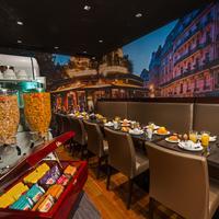 Midnight Hotel Paris Dining