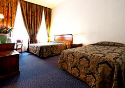 Hotel Silva - โรม - ห้องนอน