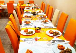 Hotel Silva - โรม - ร้านอาหาร