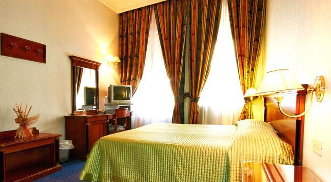 Hotel Silva - Rome - Bedroom