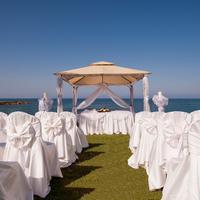 Constantinou Bros Athena Beach Hotel Adonis Wedding Gazebo