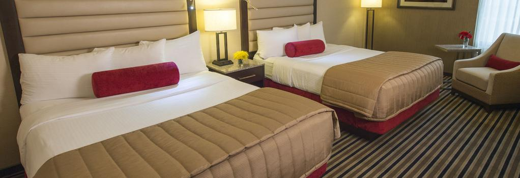The Madison Concourse Hotel and Governor's Club - Madison - Bedroom