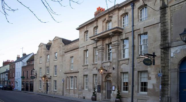Vanbrugh House Hotel - Oxford - Building