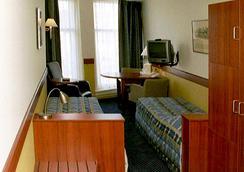 A Train Hotel - อัมสเตอร์ดัม - ห้องนอน
