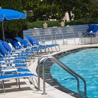 Washington Plaza Hotel Pool View