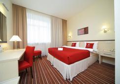 Green Park Hotel - เยอแคเทอรินเบิร์ก - ห้องนอน