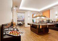 Green Park Hotel - เยอแคเทอรินเบิร์ก - ร้านอาหาร