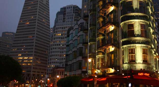 The Opal San Francisco - San Francisco - Building